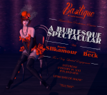 Burlesque Spectacular Poster
