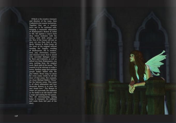 Romeo + Juliet in AVENUE Magazine 3