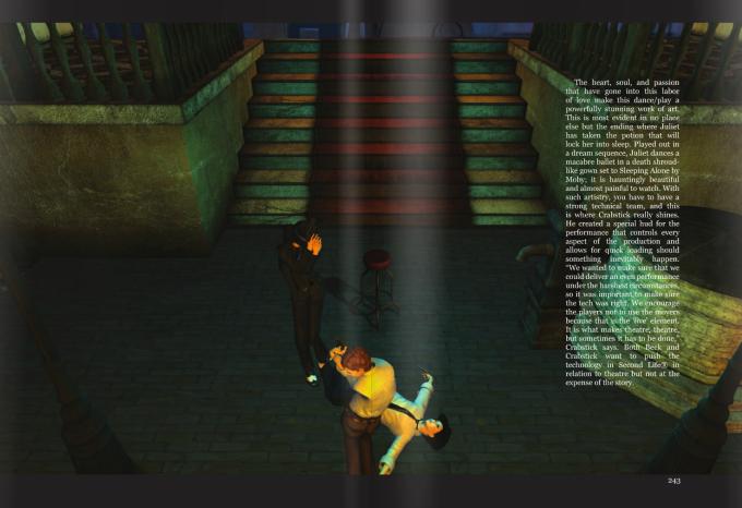 Romeo + Juliet in AVENUE Magazine 5