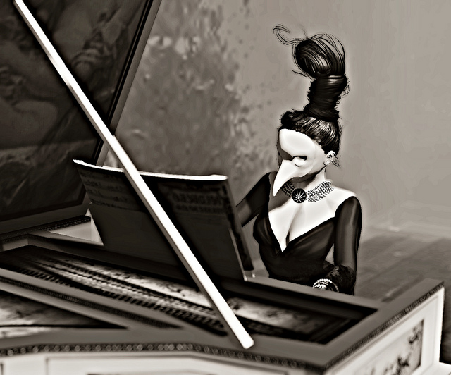 The Harpsichordist