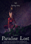 Paradise Lost Teaser Poster 1 - Featuring Satan in Eden