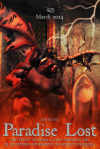 Paradise Lost Teaser Poster 4 - Featuring Satan in Hell
