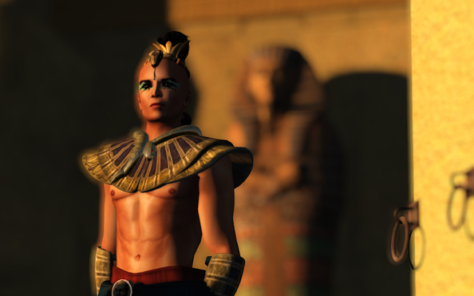 The Pharaoh of Egypt