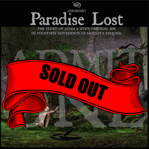 The Premiere of Paradise Lost on April 5th, 2014 sold out in 12 hours