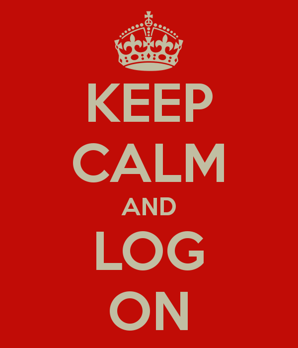 keep-calm-and-log-on-397