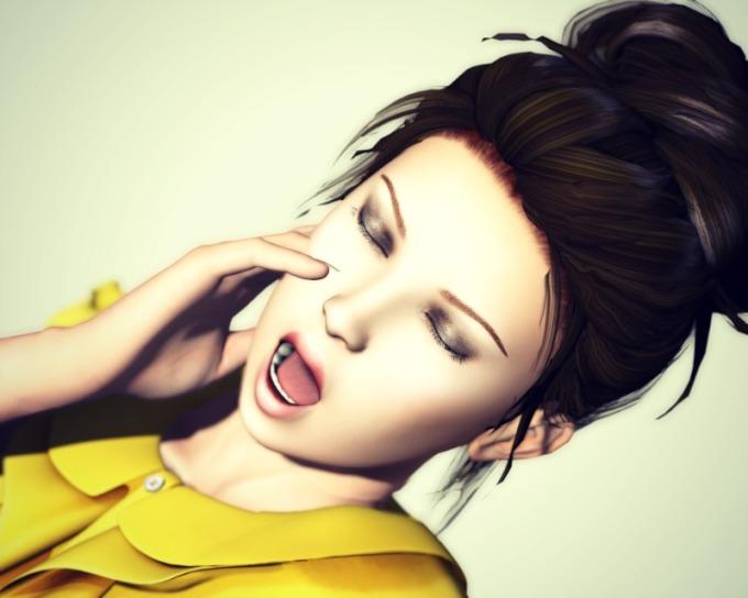 Yawning Canary_007